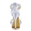 Satin Dance Shoes Imitation Pearl Stiletto Heel Sandals Girls' Dress