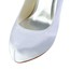 Women's Pumps/Heels Stiletto Heel Round Toe Wedding Satin