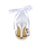 Kitten Heel Pumps/Heels Girls' Satin Imitation Pearl Closed Toe Honeymoon