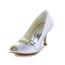 Office & Career Pumps/Heels Girls' Peep Toe Kitten Heel Buckle Satin