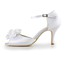 Satin Pumps/Heels Women's D'Orsay & Two-Piece Casual Buckle Kitten Heel
