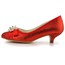 Low Heel Wedding Shoes Daily Sequined Cloth/Sparkling Glitter Round Toe Sparkling Glitter Women's