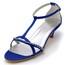 Pumps/Heels Sandals Chain Dress Silk Like Satin Low Heel Girls'